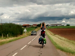 crazy favorite moments on a cycling trip