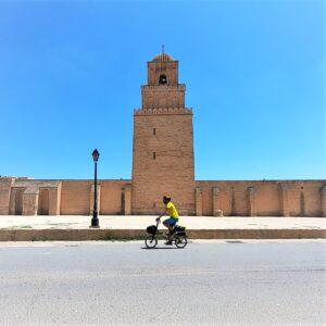 Cycling from Sidi Bouzid to Tunis 1
