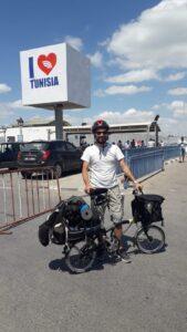 Cycling from Sidi Bouzid to Tunis 2