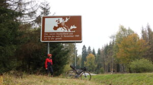 Bikepacking Along the Iron Curtain Gravel Trail 1