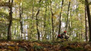 Bikepacking Along the Iron Curtain Gravel Trail 2