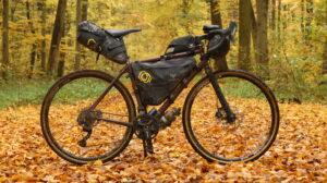 Bikepacking Along the Iron Curtain Gravel Trail 3